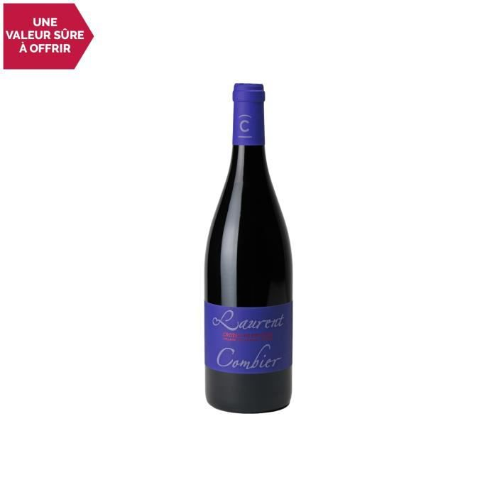 Crozes-Hermitage Cuvée L Rouge 2019 - 75cl - Domaine Combier - Vin AOC Rouge de la Vallée du Rhône - Cépage Syrah