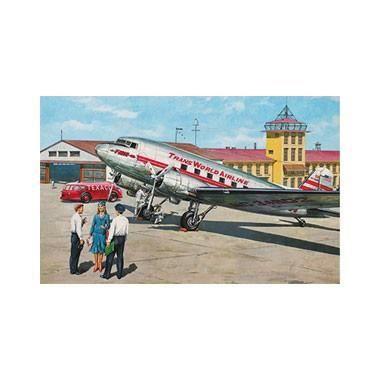 Maquette Douglas DC-3 Trans World Airlines