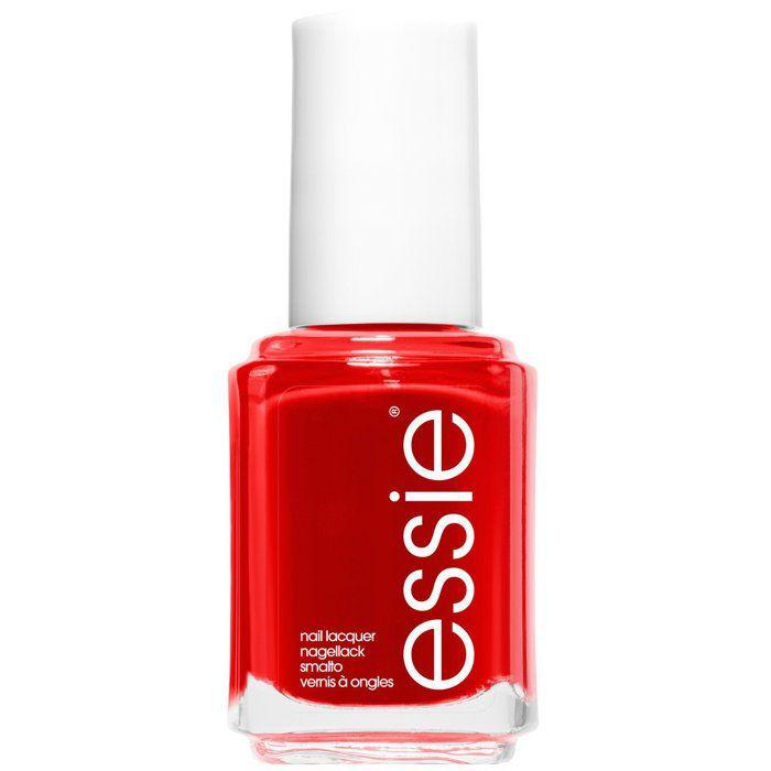 Essie Vernis à ongles 55 A-List - Le rouge laqué iconique - 13,5 ml