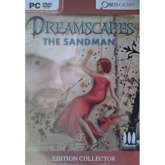 Dreamscapes The Sandman (Edition Collector)