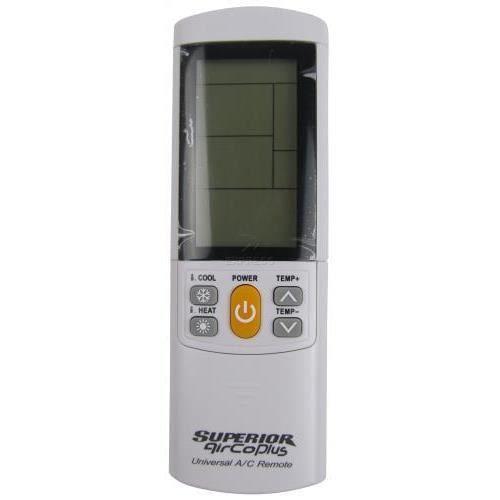 Télécommande de remplacement pour FUJITSU AR-JT2