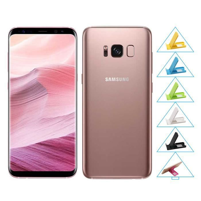 SMARTPHONE Rose Samsung Galaxy S8 G950F 64GB occasion débloqu