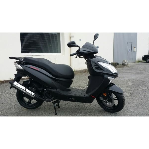 scooter longjia sharpy lj50qt 4 50cc achat vente. Black Bedroom Furniture Sets. Home Design Ideas
