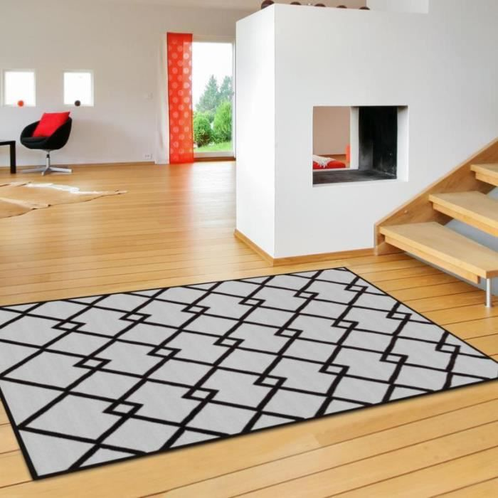 TAPIS Tapis Scandinave Oslo Beige - tailles disponibles