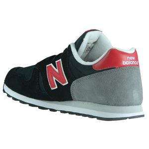BASKET New Balance 373 Hommes Baskets Noir ML373BLR