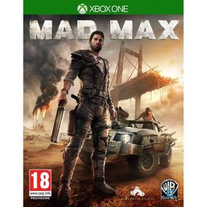 JEU XBOX ONE Mad Max Jeu Xbox One