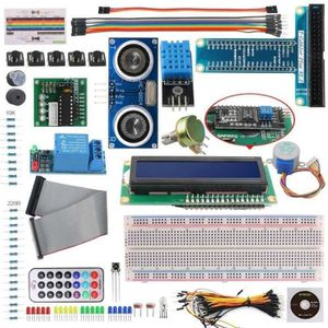 PC ASSEMBLÉ Basic Starter Kit with LCD 1602 (with IIC), Ultras