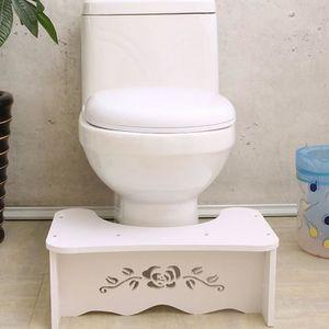 Repose Pied,Tabouret Toilette,Tabouret De Toilette Pliant Tabouret De Toilette Accroupi Multifonction Tabouret Accroupi Compact Tabouret De Si/ège De Toilette Antid/érapant pour Enfants