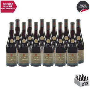 VIN ROUGE Vin de Savoie Grande Réserve Gamay cru Jongieux Vi