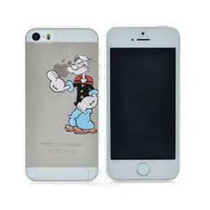 coque iphone 5 transparente motif