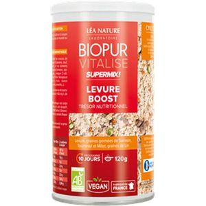TONUS - VITALITÉ BIOPUR Super Mix Levure boost et graines germées -