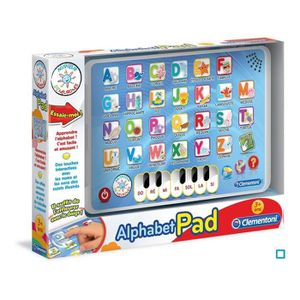 CONSOLE ÉDUCATIVE CLEMENTONI Tablette alphabet