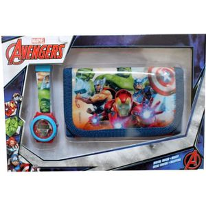 MONTRE montre enfant Quartz digitale avengers hulk ironma