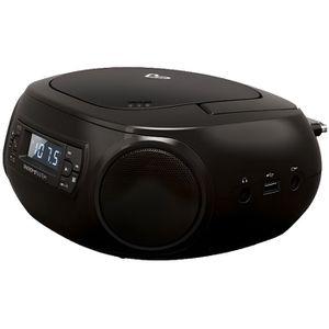 RADIO CD CASSETTE Radio-CD Bluetooth MP3 Energy Sistem Boombox 3 2W