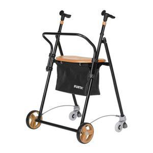 CANNE - BÉQUILLE  Déambulateur à roues | Modèle AIR ON plus | Couleu