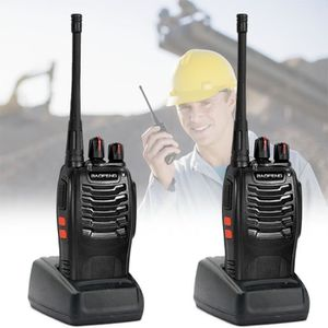 TALKIE-WALKIE Baofeng BF-888 s 2PCS talkie walkie UHF 400-470MHZ