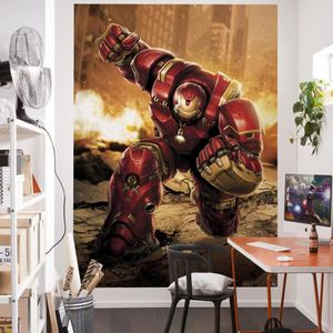 frise murale marvel achat vente frise murale marvel pas cher les soldes sur cdiscount. Black Bedroom Furniture Sets. Home Design Ideas