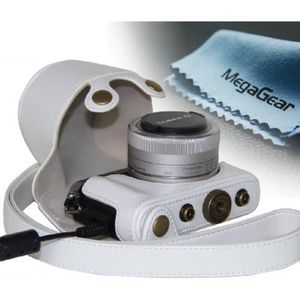 COQUE - HOUSSE - ÉTUI Etui de protection en cuir blanc pour appareils ph