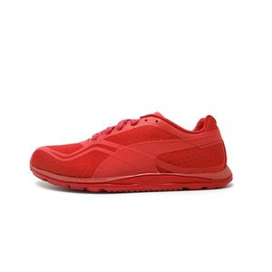 chaussure puma femme rouge