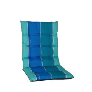 coussin chaise bleu turquoise achat vente coussin. Black Bedroom Furniture Sets. Home Design Ideas