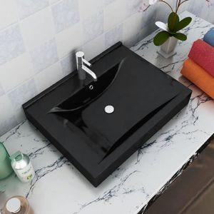 LAVABO - VASQUE Luxueux Magnifique-Lavabo en forme ovale - Vasque