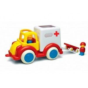 VOITURE - CAMION VIKINGTOYS - Jumbo Ambulance 25cm