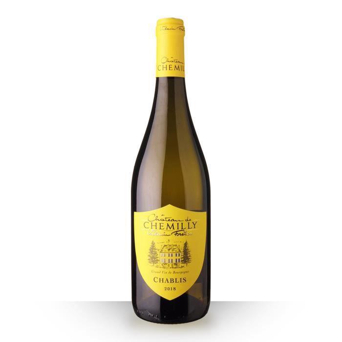 Château de Chemilly 2018 AOC Chablis - 75cl - Vin Blanc