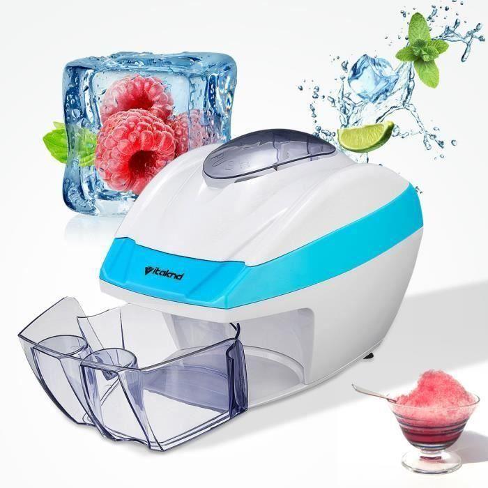 Machine à glace Crème Fruits Yaourt Sorbetière Electrique Ve45895