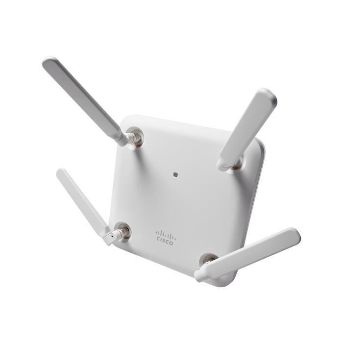 Cisco Aironet 1852E Borne d'accès sans fil 802.11ac (draft 5.0) Wi-Fi Bande double