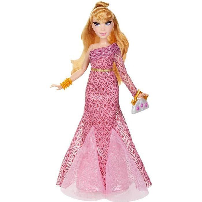 Disney Princesses - Poupee Princesse Disney Série Style Aurore - 30 cm