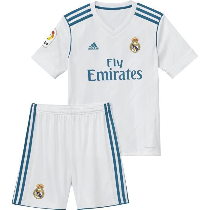 Minikit Junior Domicile Real Madrid 2017-2018