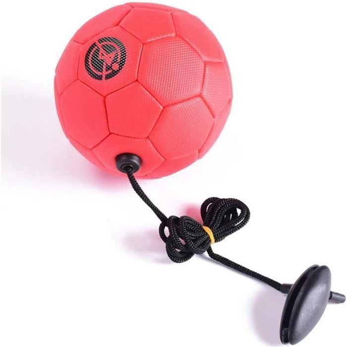 Mini ballon de football avec élastique pour apprendre à jongler