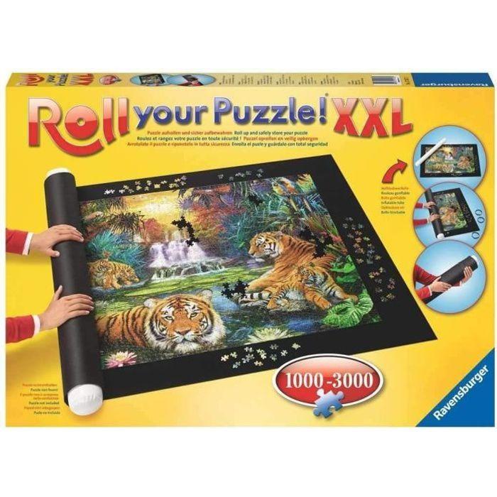 Tapis de puzzle XXL 1000 à 3000 p - Ravensburger - Accessoire puzzle adultes - Ranger son Puzzle