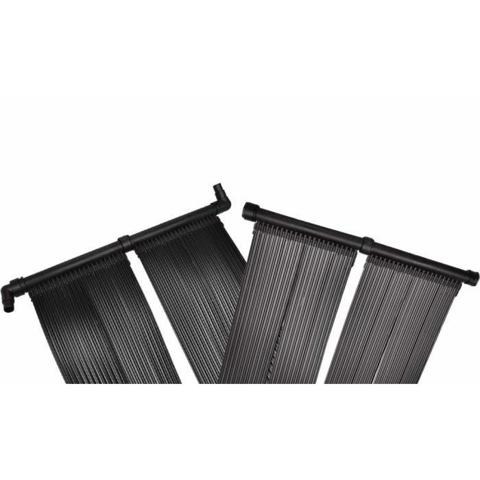 Chauffage solaire pour piscine PVC