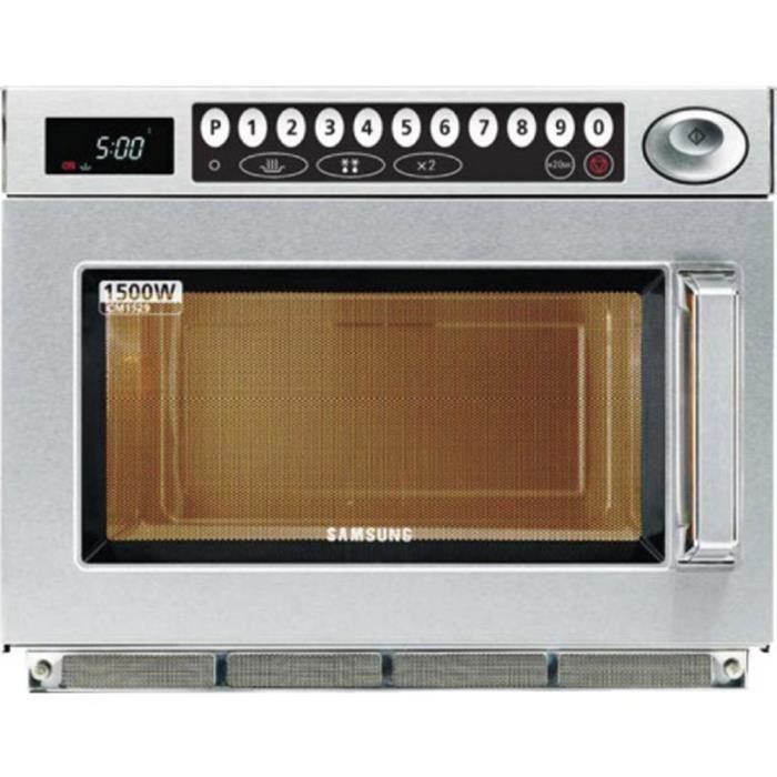 Four à micro-ondes sole fixe 1500W - L464 x P557 x H390 mm - SAMSUNG