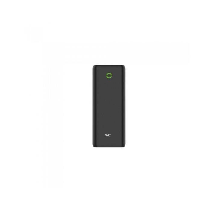 Batterie de secours 20000mAh WE Noir