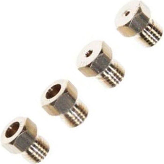 Kit injecteurs gaz naturel - Plaque de cuisson - WHIRLPOOL, IGNIS, IKEA WHIRLPOOL (27990)