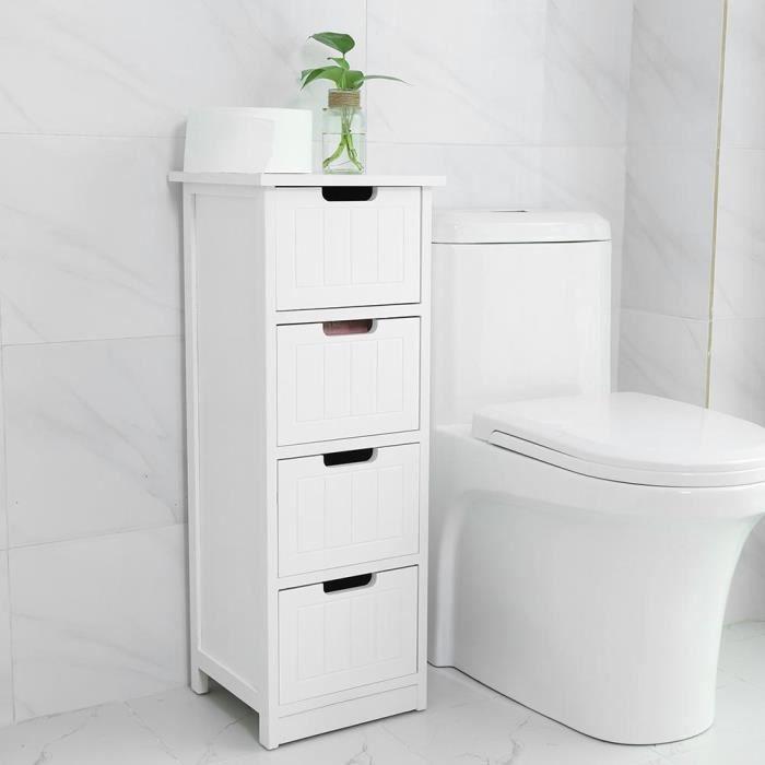 COLONNE - ARMOIRE SDB Armoire de salle de bain type de tiroir armoire de