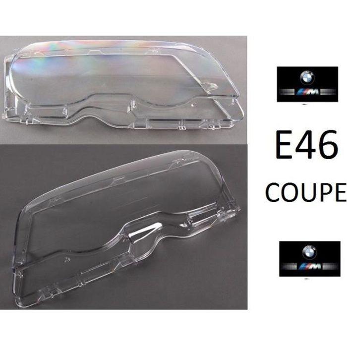 VITRE PHARE AVANT COTE PASSAGER BMW SERIE 3 E46 BERLINE PHASE 2 DE 2001 A 2005