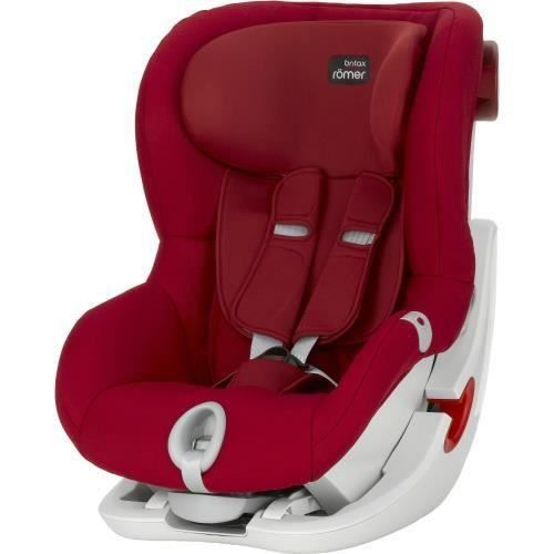 si ge auto groupe 1 king ii flame red britax r mer rouge. Black Bedroom Furniture Sets. Home Design Ideas