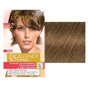 coloration excellence crme de loral blond - Coloration Excellence