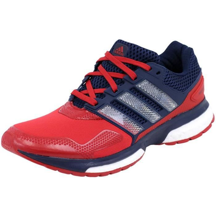 best sneakers b7198 ff774 Chaussures Rouge Response 2 Techfit Running Homme Adidas