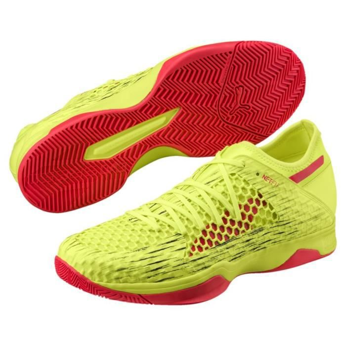 new product 071b4 a2c53 Chaussures de handball Puma Evospeed Indoor Netfit Euro 3
