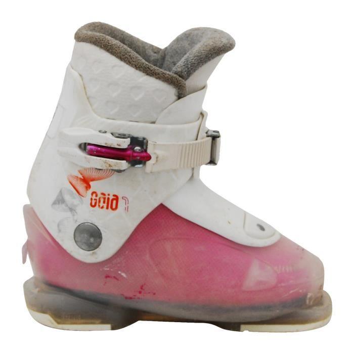 CHAUSSURES DE SKI Chaussure de ski Dalbello junior gaia blanc rose