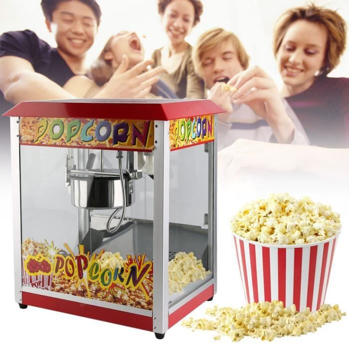 machine a pop corn electrique achat vente machine a pop corn electrique pas cher soldes. Black Bedroom Furniture Sets. Home Design Ideas