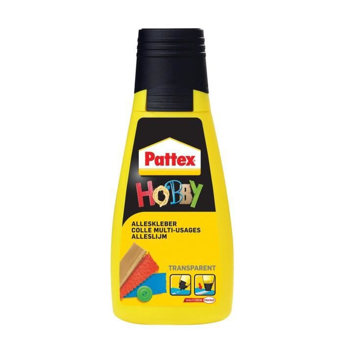 pattex hobby bouteille 40 g achat vente colle pate adhesive pattex hobby bouteille 40 gr. Black Bedroom Furniture Sets. Home Design Ideas