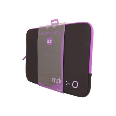 Urban factory housse de pc portable 15 39 39 violet achat for Housse ordinateur portable