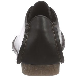 femmes Chaussures Clarks 1 Derby 2 Janey 1EFIU6 Taille Mae lacets 39 UBw1PWtqT
