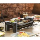 appareils raclette achat vente pas cher cdiscount. Black Bedroom Furniture Sets. Home Design Ideas