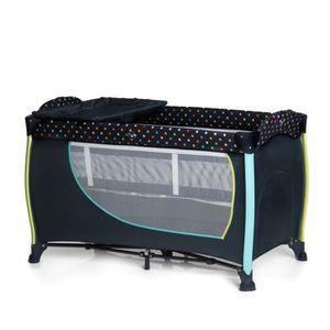 LIT PLIANT  HAUCK Lit Parapluie Sleep N Play Center avec plan
